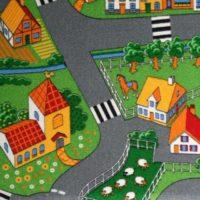 Ковролин для детской комнаты Corsair . Магазин ковров