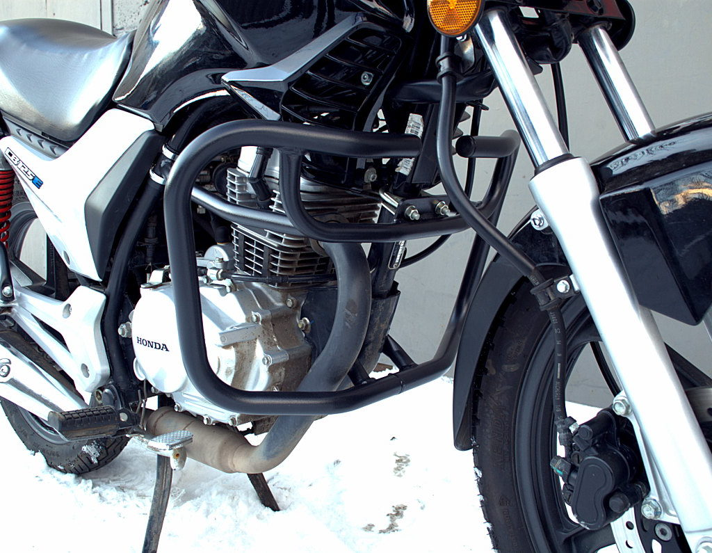 №23294 Защитные дуги для мотоциклов.