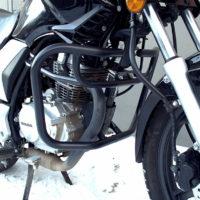 Защитные дуги для мотоциклов.