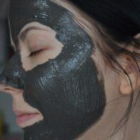 Черная грязь с зеленой глиной — Black Mud with Green Clay
