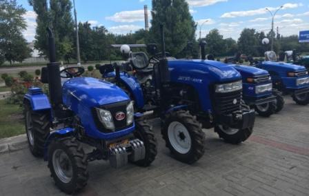 №23978 Мото- и мини трактора по выгодным ценам