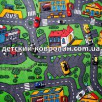 Детский ковролин. Ковры детские. Коллекция City Life