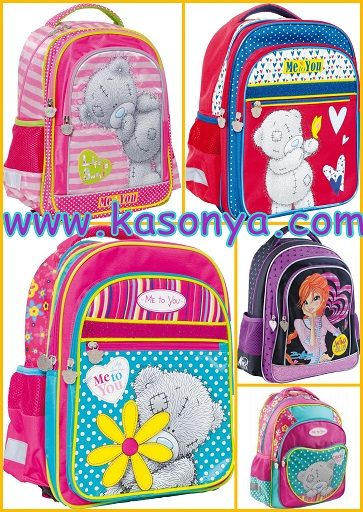 №24151 Фирменные рюкзаки. Канцтовары по оптовым ценам.