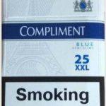 Продам оптом compliment 25 Синие и Коричневые (480 пачек) сигареты 475$