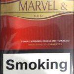 Сигареты оптом Marvel king size Red и Blue (340$)